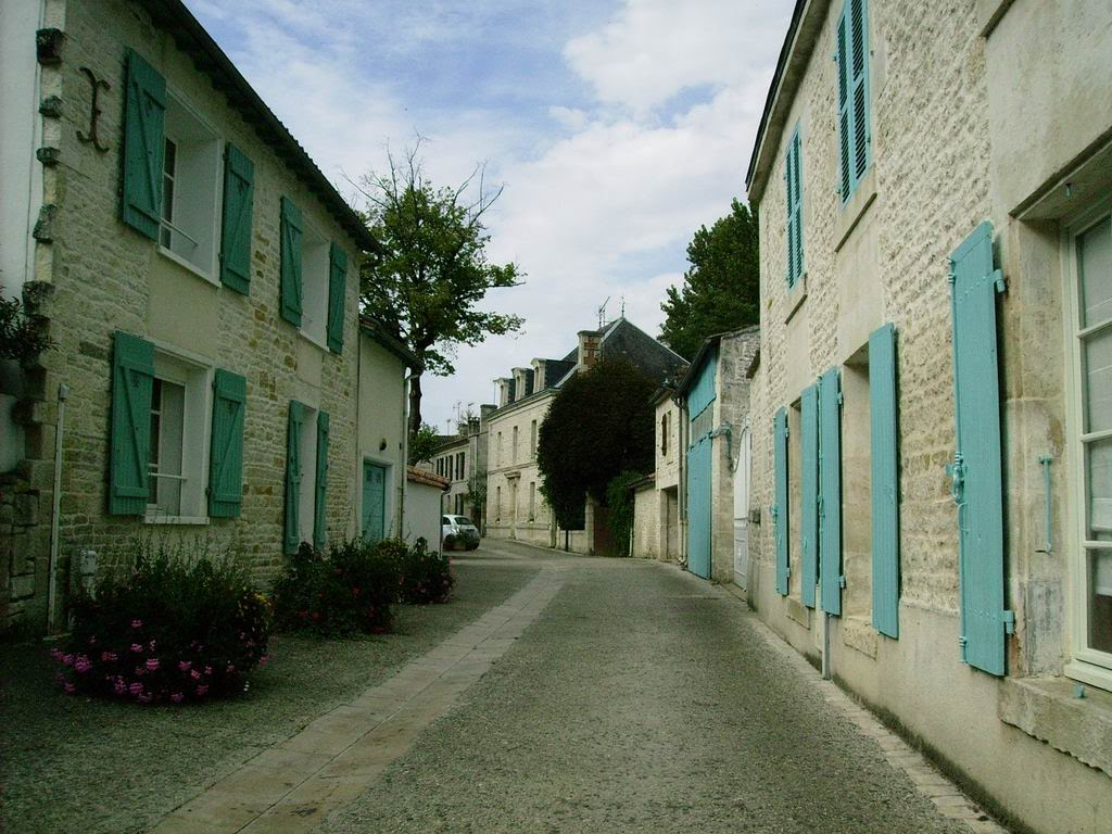 rue des gravées